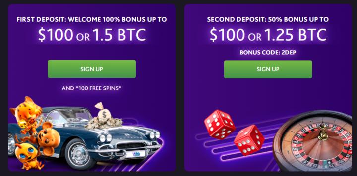 7Bit Dogecoin Casino