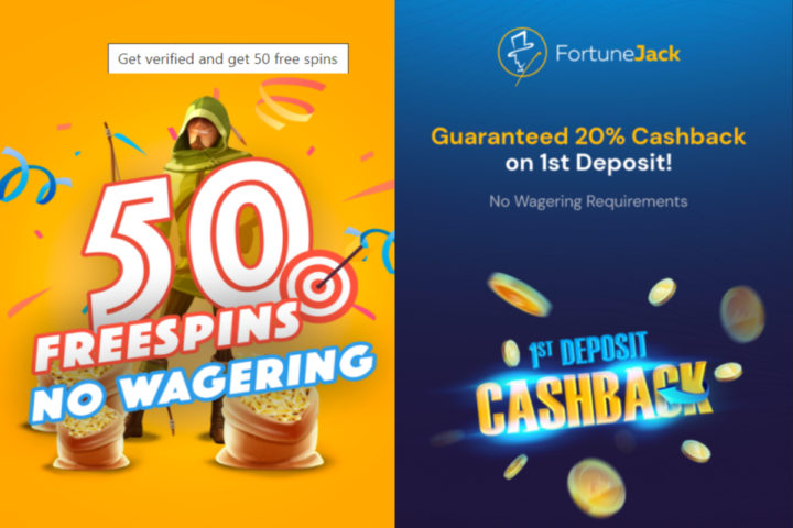 FortuneJack Dogecoin Casino