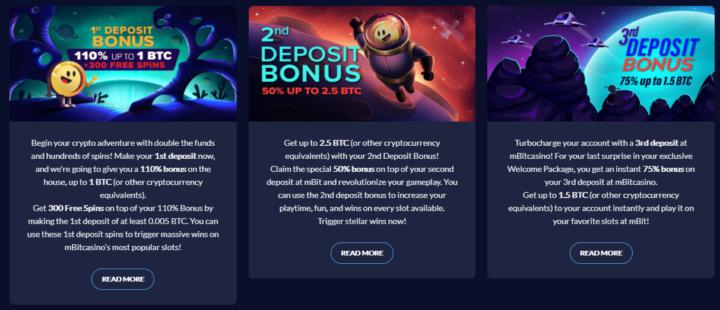 mBIt Litecoin Casino